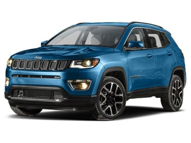 2017 Jeep New Compass 4x4 North Sport Utility