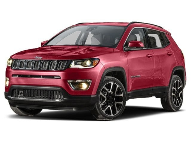 2017 Jeep New Compass North VUS