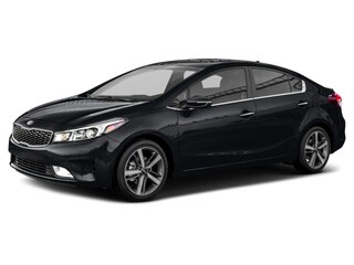 2017 Kia Forte LX Manual Car