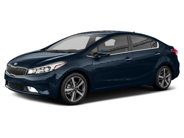 2017 Kia Forte EX Sedan [] Hyper Blue