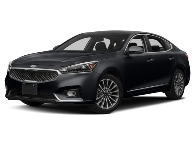 2017 Kia Cadenza Sedan 8 speed automatic [] 3.3L Aurora Black