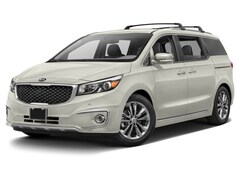New 2017 Kia Sedona SX-L Van Passenger Van KNDME5C1XH6247135 for sale in Moncton, NB at Moncton Kia