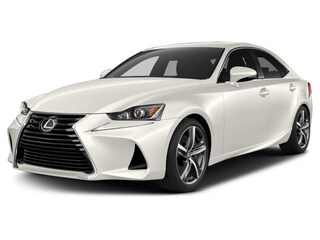 2017 LEXUS IS 350 F-Sport AWD Series 3 With Winter  and All Season T Sedan