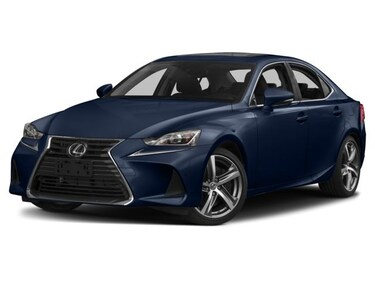 2017 LEXUS IS 350 Sedan