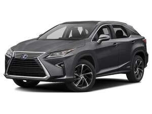 2017 LEXUS RX 450h Executive Package
