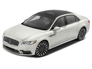 2017 Lincoln Continental Reserve - Huge Discount, Demonstrator, Tech Pkg Sedan