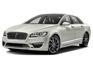 2017 Lincoln MKZ Reserve Berline