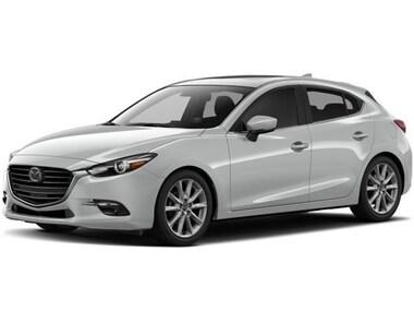 2017 Mazda Mazda3 Sport GX Hatchback