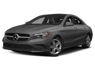 2017 Mercedes-Benz CLA 4DR SDN CLA250 4M Sedan