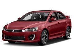2017 Mitsubishi Lancer SE LTD Sedan