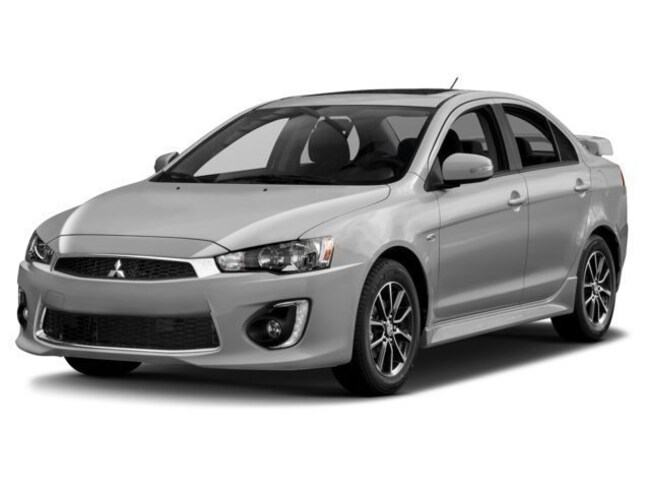 2017 Mitsubishi Lancer SE AWC LTD Sedan