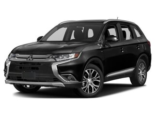 2017 Mitsubishi Outlander GT AWD - Leather! Sunroof! AWC  GT