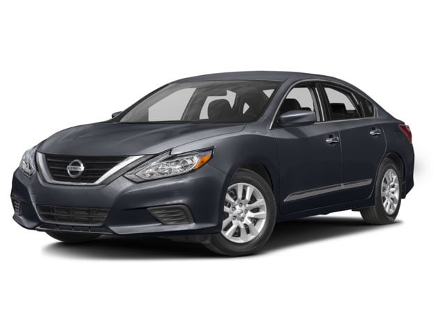 2017 Nissan Altima 2.5 SV Moonroof Navigation Sedan
