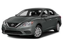 2017 Nissan Sentra S Car