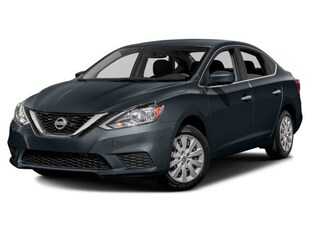 2017 Nissan Sentra 1.8 SV WOW ONLY 16Ks AND ACCIDENT FREE Sedan