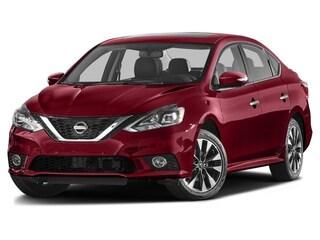 2017 Nissan Sentra 1.8 SL Car