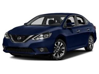 2017 Nissan Sentra 1.6 SR Turbo Sedan