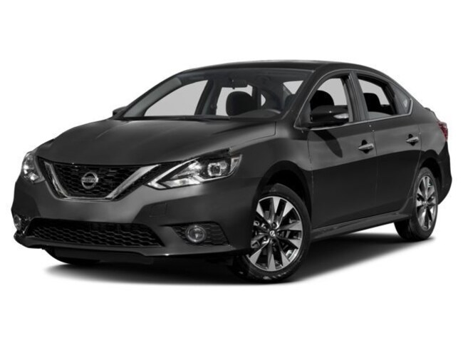 2017 Nissan Sentra SR Turbo Car