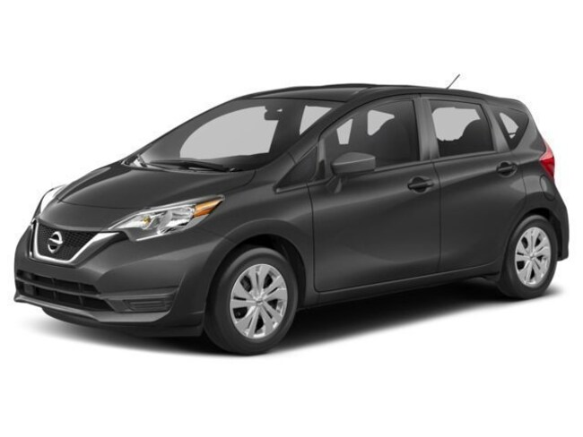 New 2017 Nissan Versa Note SV Hatchback Calgary