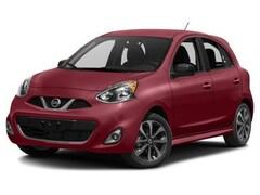 2017 Nissan Micra SV Hatchback