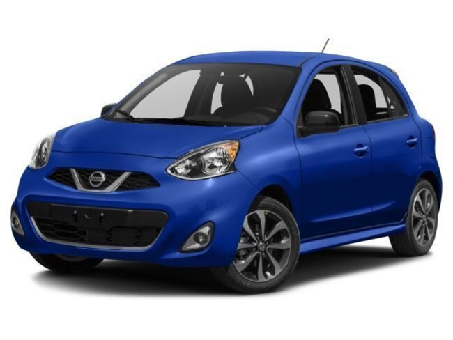 2017 Nissan Micra 1.6 SV at Hatchback