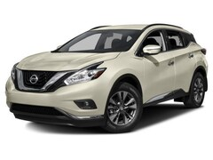 2017 Nissan Murano S Sport Utility