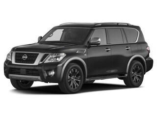 2017 Nissan Armada PLATINUM EDITION SUV in Calgary, AB