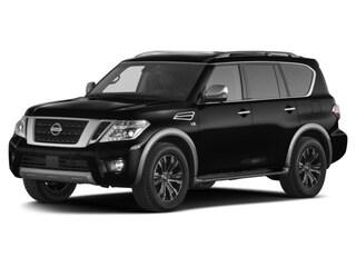 2017 Nissan Armada Platinum Sport Utility