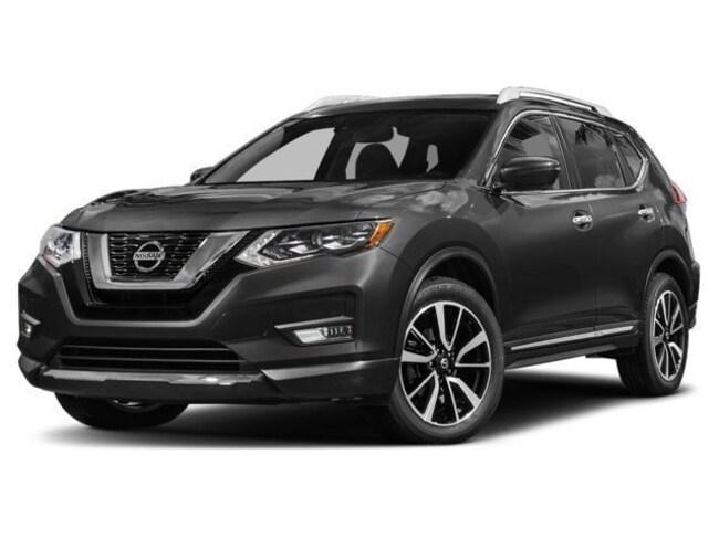 2017 Nissan Rogue SL Platinum AWD SUV