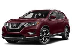 2017 Nissan Rogue SL Platinum SUV