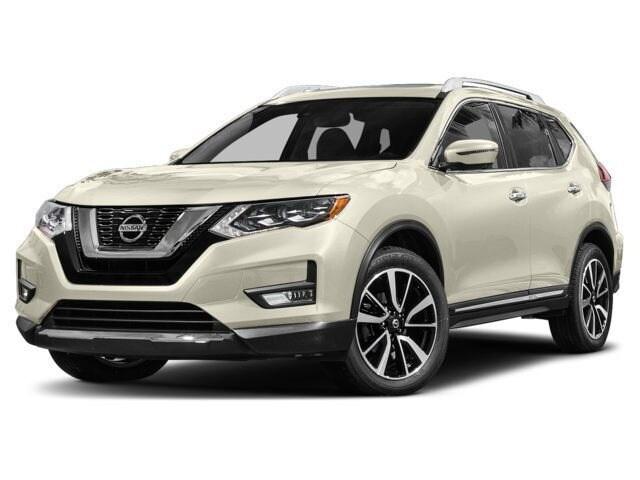 2017 Nissan Rogue SL Platinum Sport Utility