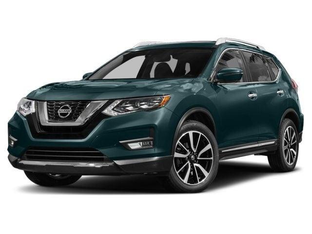2017 Nissan Rogue SL Platinum AWD VUS