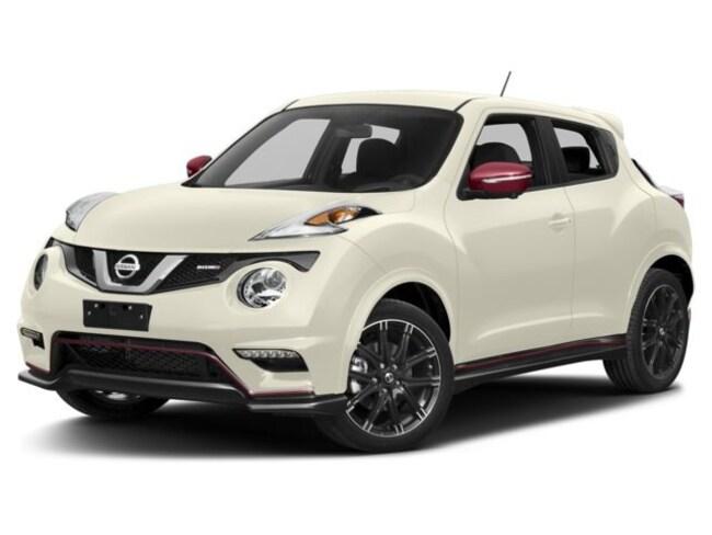 2017 Nissan Juke Nismo AWD|RECARO SEATS|KEYLESS ENTRY|NAVI SUV