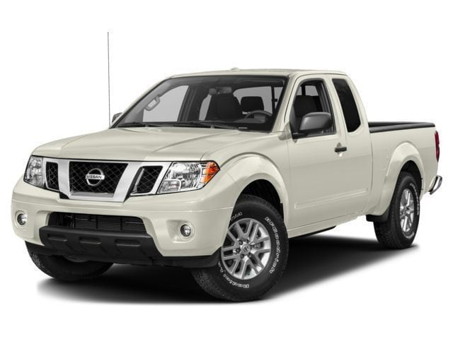 2017 Nissan Frontier SV Extended Cab Pickup