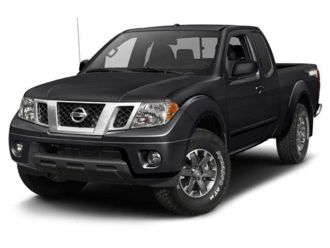 2017 Nissan Frontier King Cab PRO-4X 4X4 at Truck