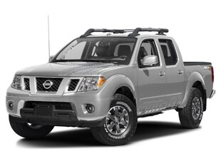 2017 Nissan Frontier PRO-4X PRO-4X Truck Crew Cab