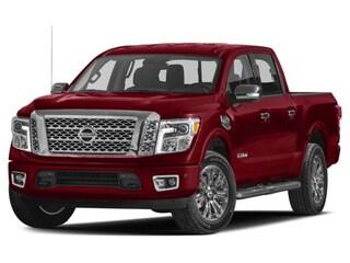 2017 Nissan Titan Platinum Reserve - 7,832 KM Truck Crew Cab