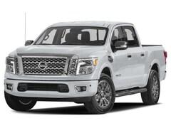 2017 Nissan Titan S Truck Crew Cab