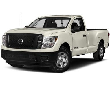 2017 Nissan Titan S-$32,680 all in cash purchase price Truck Single Cab