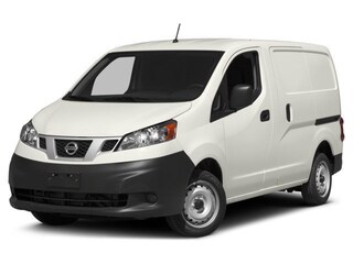 2017 Nissan NV200 SV- up fitting solutions available Van