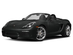 2017 Porsche 718 Boxster Base Convertible