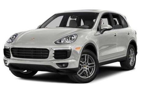 2017 Porsche Cayenne Base                             Pre-owned ve SUV