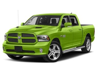 2017 Ram 1500 SPORT SUBLIME EDITION SUNROOF DURATRACKS
