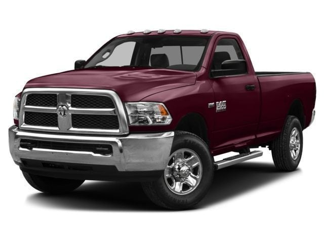 2017 Ram 2500 Company Demo Truck Regular Cab