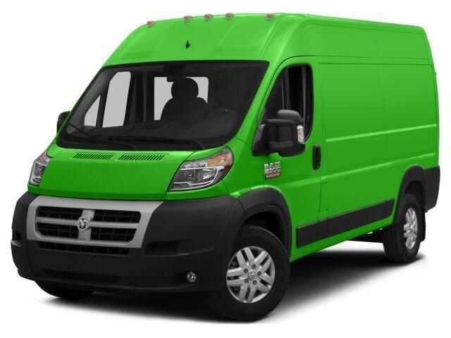 2017 Ram Promaster 2500 High Roof Cargo Van