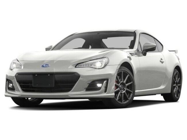 2017 Subaru BRZ Base Coupe