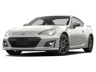 2017 Subaru BRZ Sport-Tech 6sp Coupe