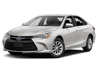 2017 Toyota Camry LE efficient, spacious and reliable! Sedan