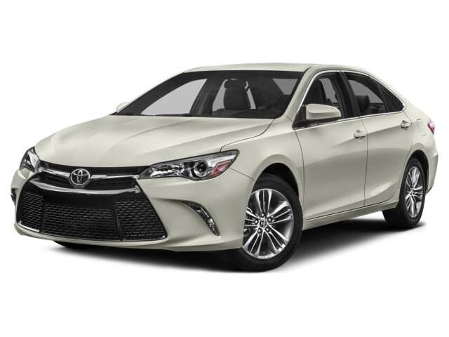2017 Toyota Camry XSE Sedan