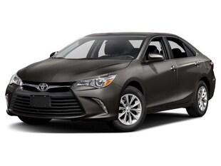 2017 Toyota Camry XLE V6 Sedan